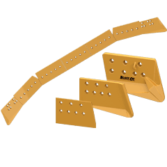 dozer cutting edges