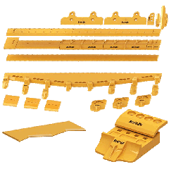 Loader and Cutting Edges