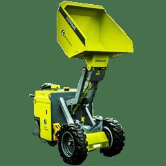 Electric Dump cart
