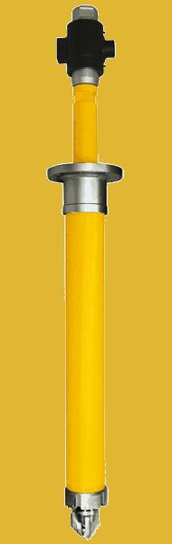 Overburden drilling system