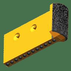 Pick up plow blades