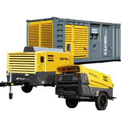 Air Compressors from Atlas Copco