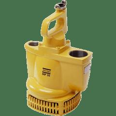 Pneumatic centrifugal pump