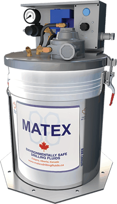 Matex Fluid Injector v2 CRD Industrial Products
