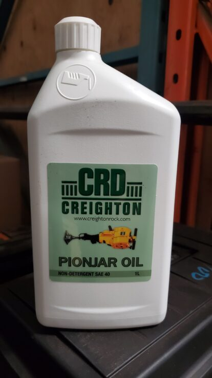 a pionjar oil container