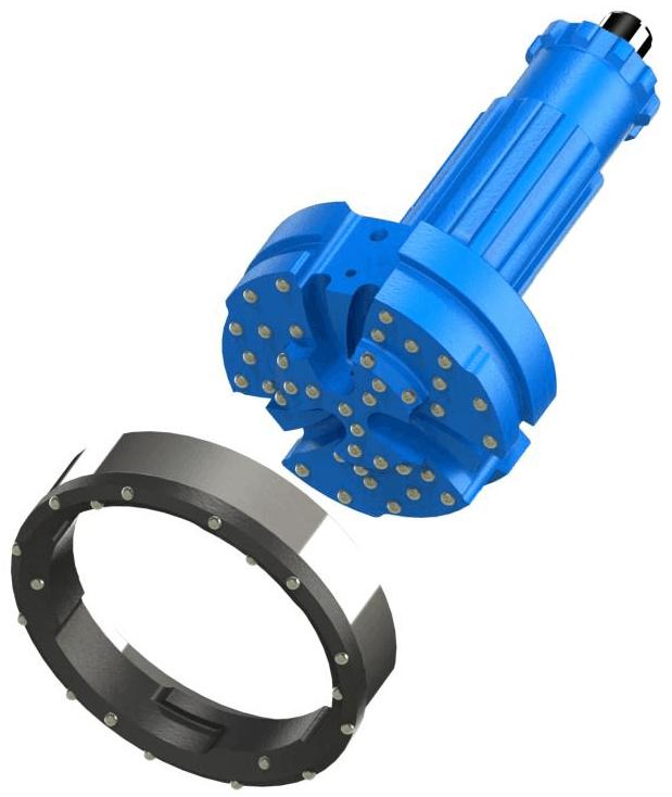 Mincon Retrievable Ring Bit