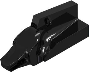 Black Cat Wear Parts Integral Corner Adapter