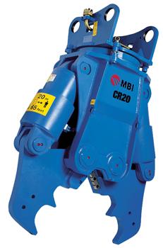 MBI Crusher CR20