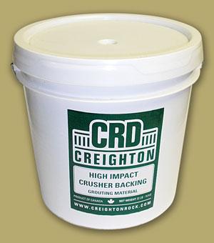 CRD Crusher Backing