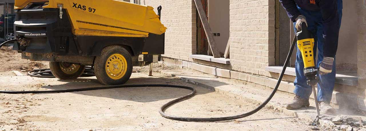 Creighton Rock Drill Ltd. Construction Tools