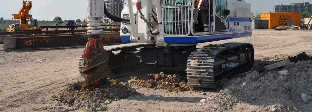 Creighton Rock Drill Ltd. Drilling Solutions