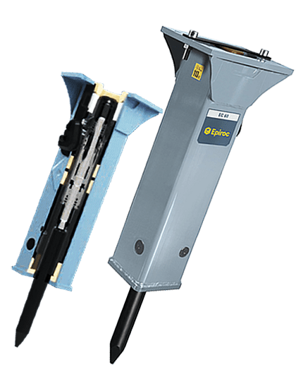 EC-60T Hydraulic Breaker