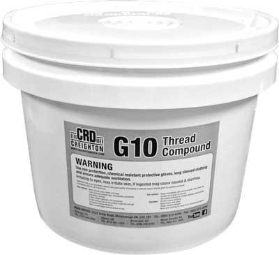G10 Thread Compound white bucket
