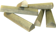 white iron Grizzly Bars