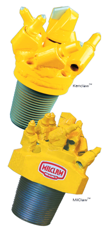 Kennametal KenClaw MilClaw