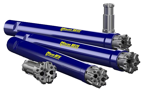Mincon MR Range for Reverse Circulation Drilling