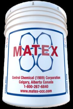 Matex White Bucket