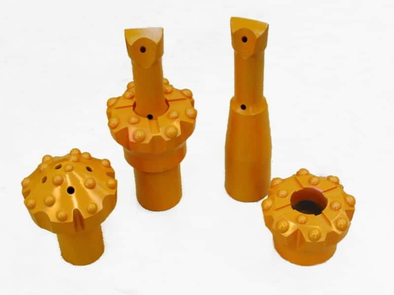 Threaded Drilling Tools Reaming bits