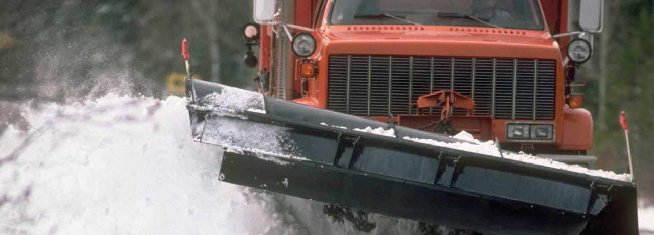 Creighton Rock Drill Ltd. Road Maintenance