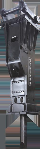 Toku Striker Hydraulic Breaker