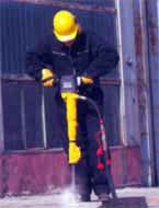 LH 27/28 E Handheld Hydraulic Breakers