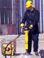 LH 39/40 E Handheld Hydraulic Breakers