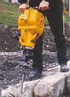 Pionjar Drill Breaker