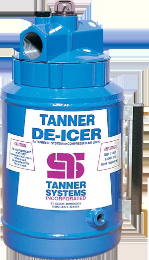 Tanner De-Icer T83